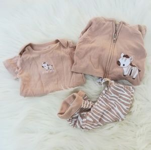 Gender Neutral baby clothes set
